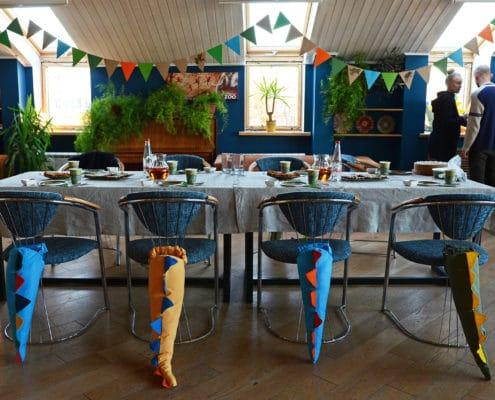 Детский праздник в Лофте кафе 3 Этаж
