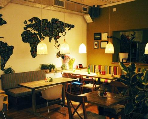 Кафе 3 Этаж 2
