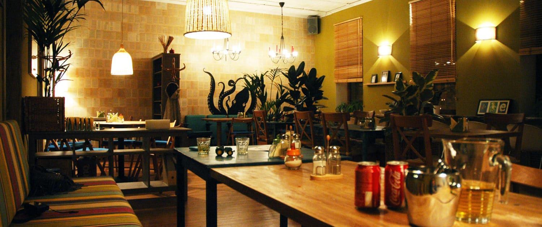Кафе 3 Этаж - заказать стол