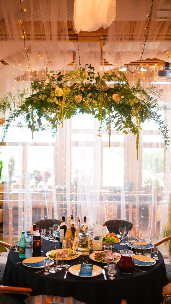 Аренда зала для свадьбы в Орле в кафе 3 ЭТАЖ