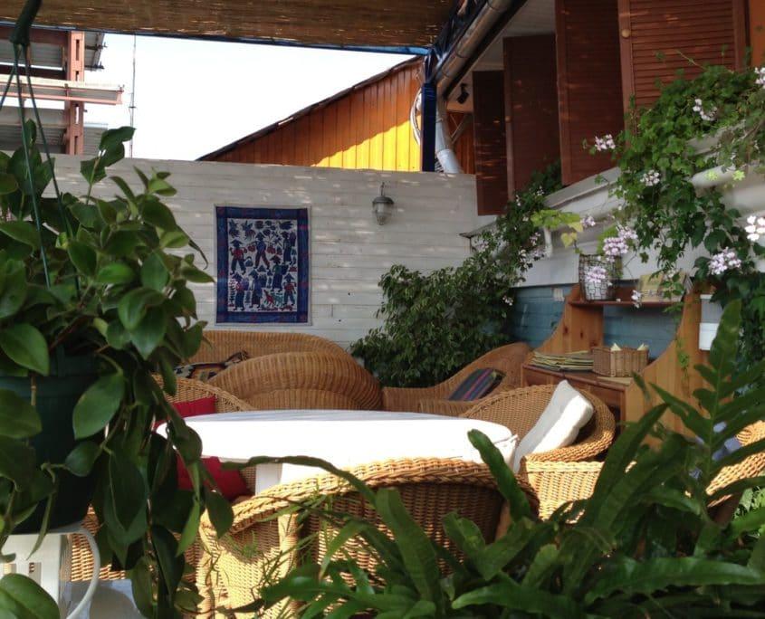 Летняя терраса кафе 3 Этаж