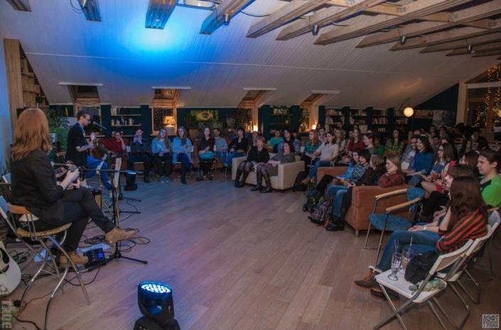 Концерт в лофте кафе 3 Этаж 3 в Орле