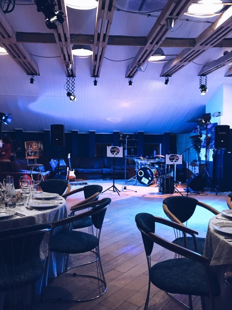 Отдельный Банкетный зал в Орле - живая музыка 2