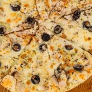 Пицца Курица Грибы Кафе 3 Этаж