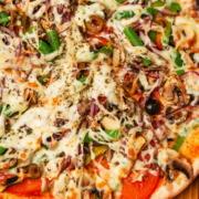 Пицца Вегетарианская Кафе 3 Этаж