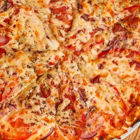 Пицца с Тунцом Кафе 3 Этаж