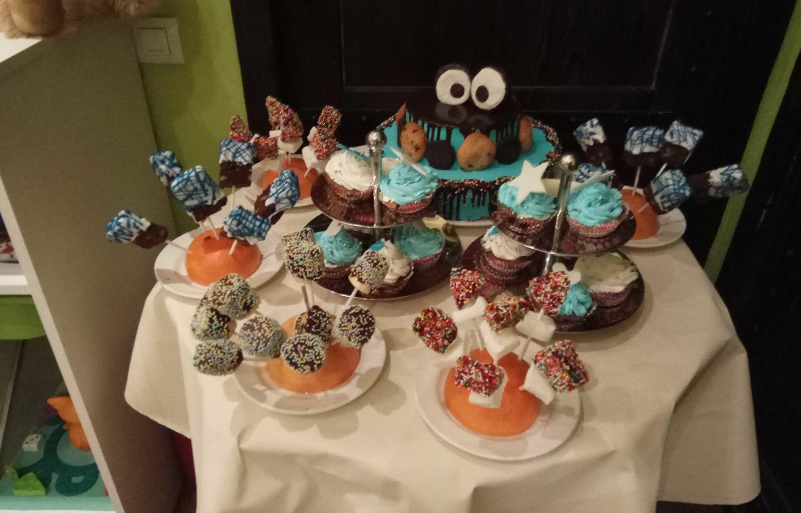 Торт на детский день рождения в Орле - Кафе 3 Этаж